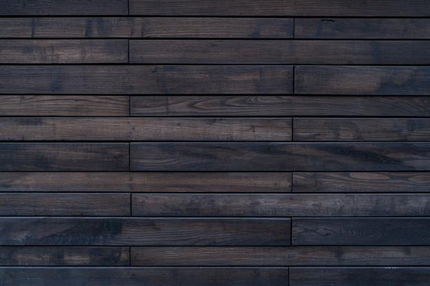 mørkebrun vægpanel