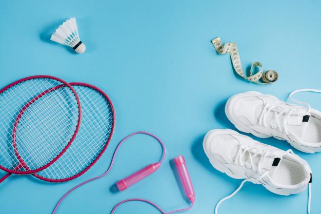 badminton sko